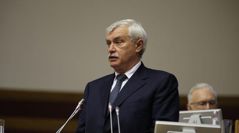 Полтавченко оценил интеллектуальный и духовный потенциал петербурженок