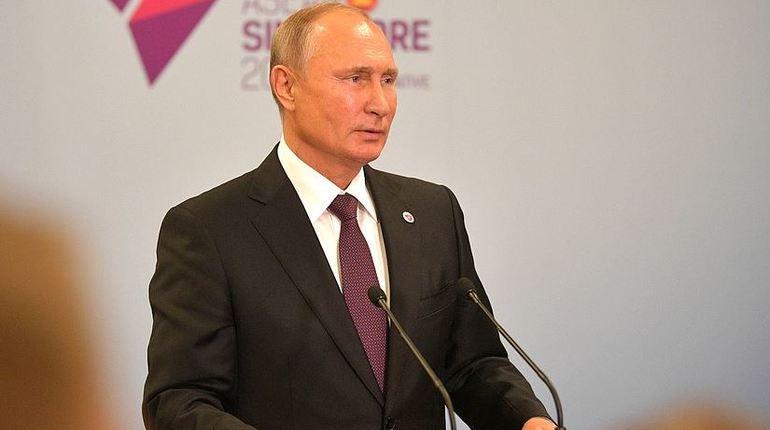 Путин уверен, что выборы на Донбассе были неизбежными