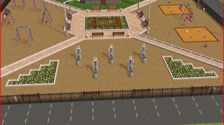 В Ленобласти администрация одного из поселков под Гатчиной опубликовала на сайте дизайн-проекты дворов, сделанные в игре The Sims 2. Находкой поделился пользователь Pikabu.