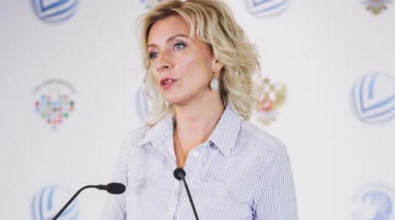Захарова назвала расследование Bellingcat анекдотом