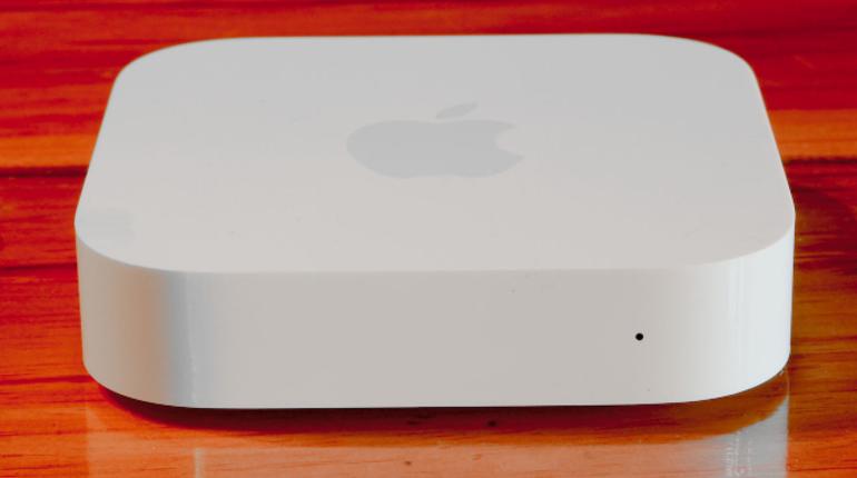 Apple перестала продавать фирменные роутеры