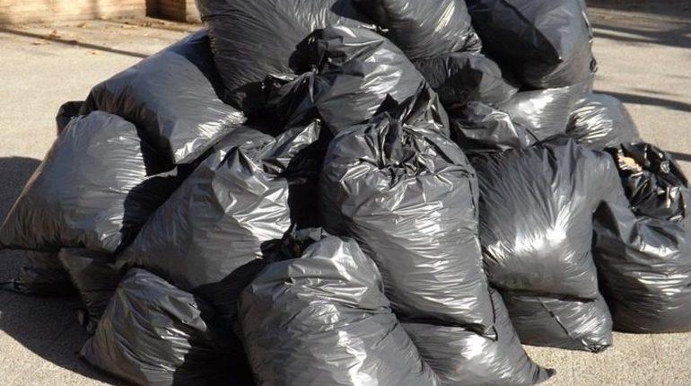 С улиц Петербурга вывозят все больше мусора