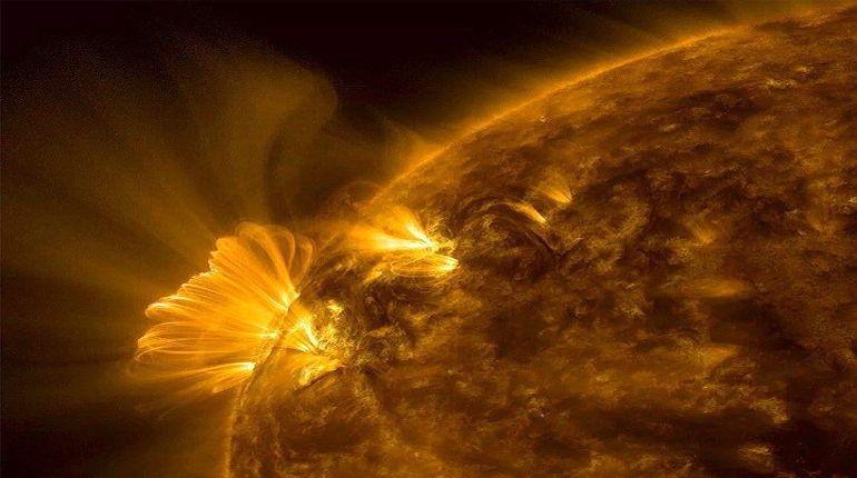 Земля погрузится во тьму из-за космического шторма