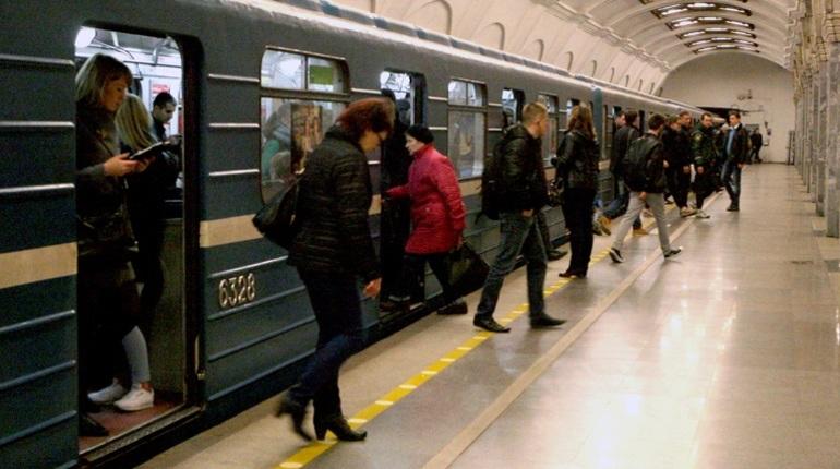 Станция метро «Рыбацкая» закрыта для пассажиров