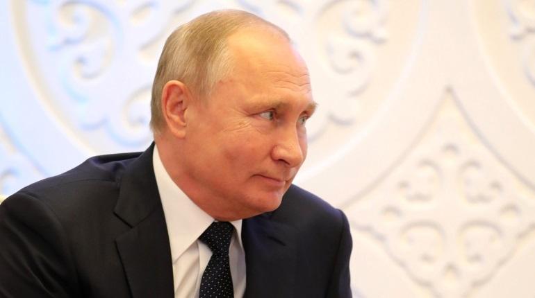 Путин проведет Госсовет в Крыму по майскому указу