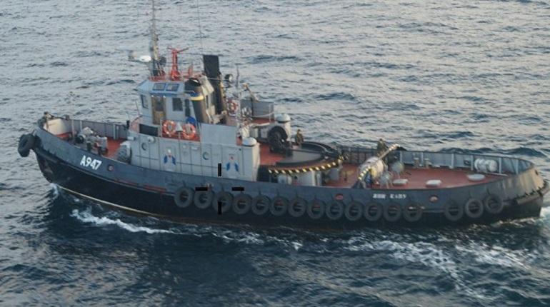 Федеральная служба безопасности опубликовала снимки трех кораблей ВМС Украины, которые в нарушение Конвенции ООН все-таки вошли в территориальные воды России.