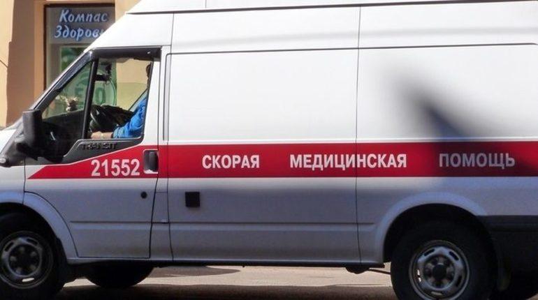 В центре Петербурга нашли мертвого школьника