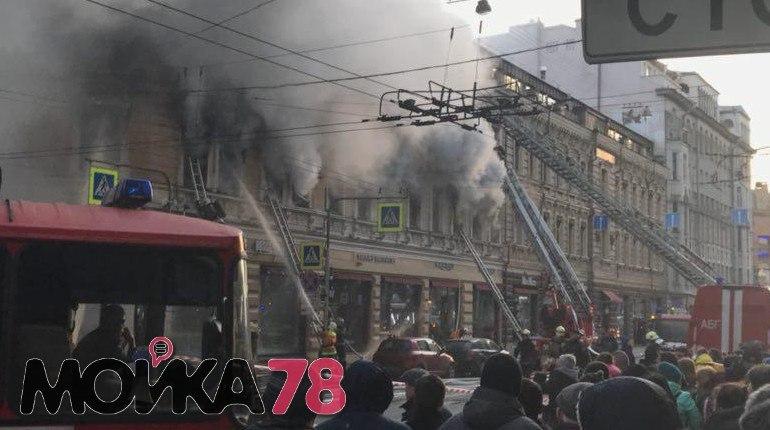 Пожар на Петроградке стал ударом для модников, которые скупались в магазине Bosco. В магазине на Большом проспекте П. С., 59 были представлены ключевые бренды Bosco di Ciliegi. Это одежда и аксессуары марок La Perla, Brooks Brothers, Marina Rinaldi и Max Mara.