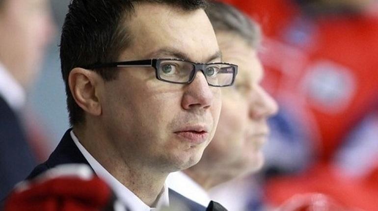 Главный тренер петербургского СКА Илья Воробьев прокомментировал результаты матча с рижским