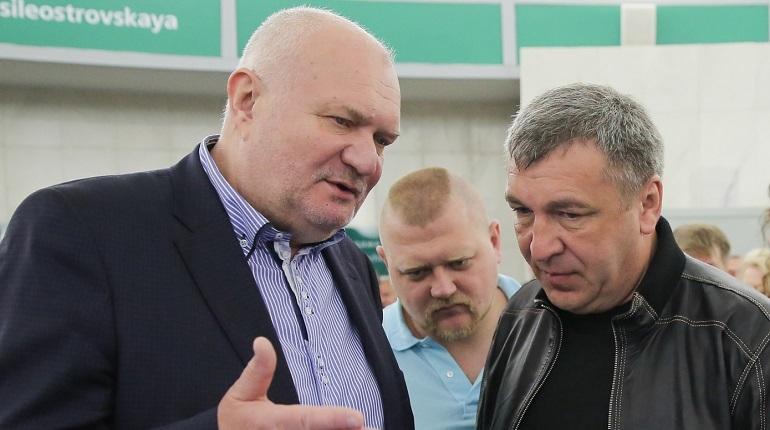 Пока вице-губернатор Игорь Албин несмело пророчит начальнику ГУП