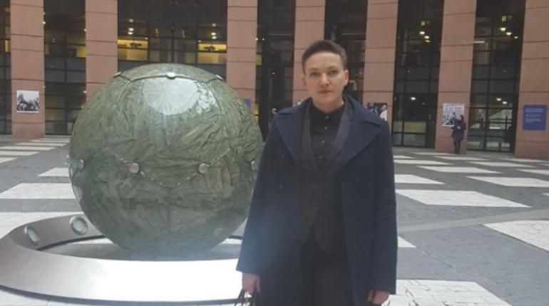 Надежду Савченко переведут в СИЗО после операции в Киеве