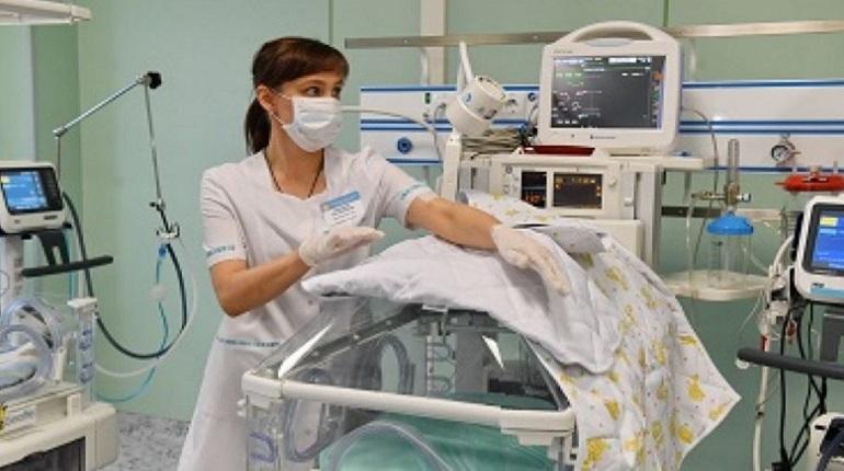 Перинатальный центр в Ленобласти уже принял первую сотню новорожденных. Меньше чем за месяц с момента открытия центр принял 111 малышей, в том числе две – двойни.
