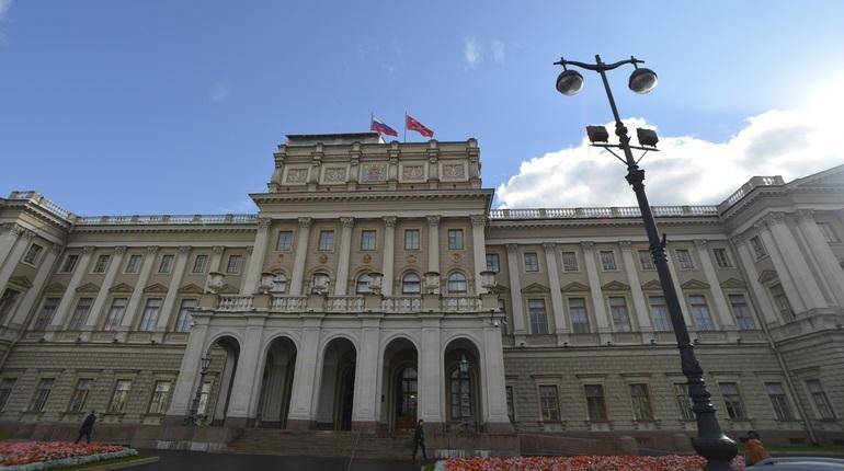 В Петербурге депутаты Законодательного собрания одобрили 28 ноября проект закона