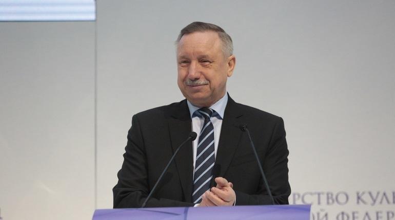 Врио губернатора Петербурга Александр Беглов 28 ноября подписал соглашение с некоммерческим партнерством
