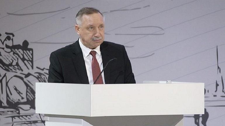 Беглов рассказал Медведеву о петербургском кораблестроении