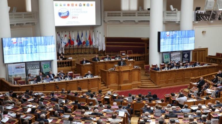 В Петербурге пройдет XVI Съезд строителей. Мероприятие состоится 6 декабря в выставочном комплексе