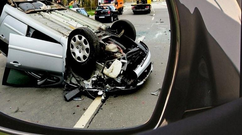 В Гатчинском районе Ленобласти 29 ноября произошло дорожно-транспортное происшествие, во время которого получил повреждения лишь один автомобиль.