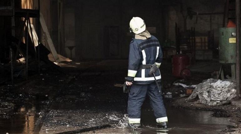 В Приозерском районе Ленобласти произошел пожар в жилом доме, который тушили восемь сотрудников МЧС.