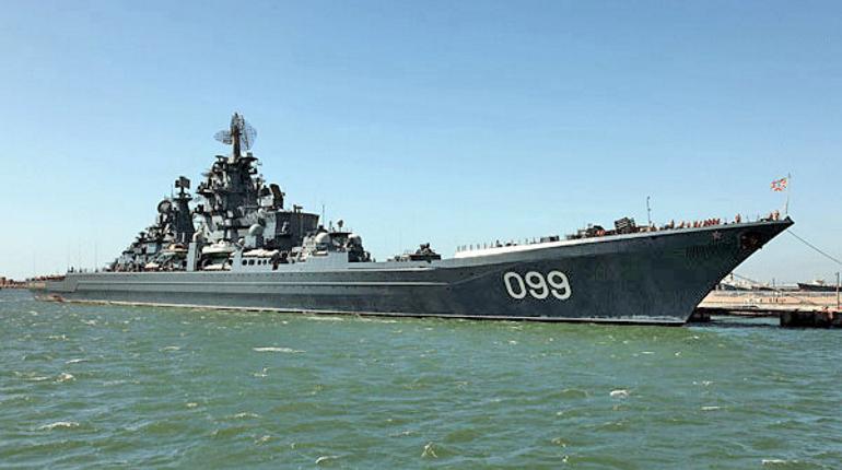 Американское издание составило рейтинг пяти самых смертоносных кораблей Военно-морского флота России. Лидирует в рейтинге атомный ракетный крейсер