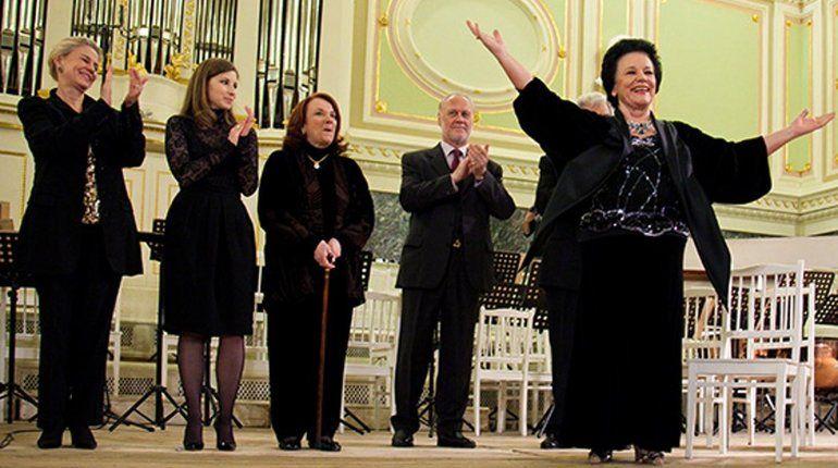Лауреаты VIII конкурса оперных певцов «Санкт-Петербург» завтра выступят в Капелле