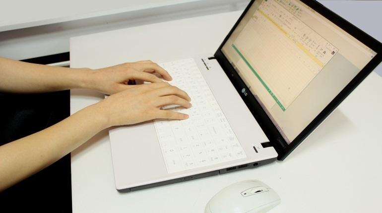 В Петербурге проходит тренировка, в ходе которой старшеклассники попробуют новый формат проведения единого государственного экзамена по информатике. В 2020 году он будет проходить полностью в компьютерной форме.