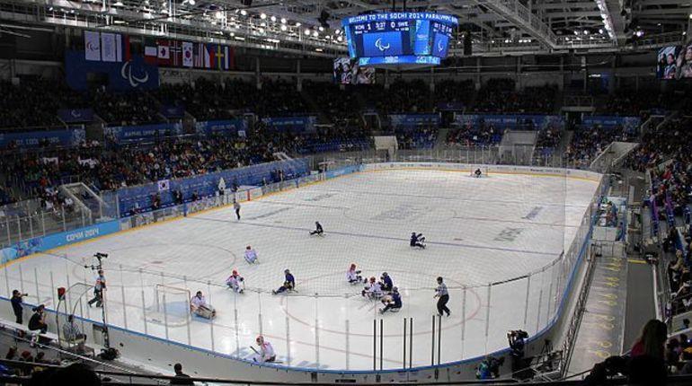 Первый фестиваль Детской следж-хоккейной лиги пройдет в  многофункциональном спортивном комплексе
