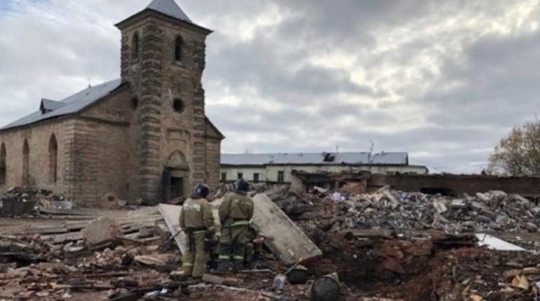 Следственные органы Следственного комитета РФ по Ленобласти возбудили еще одно уголовное дело по взрыву на заводе