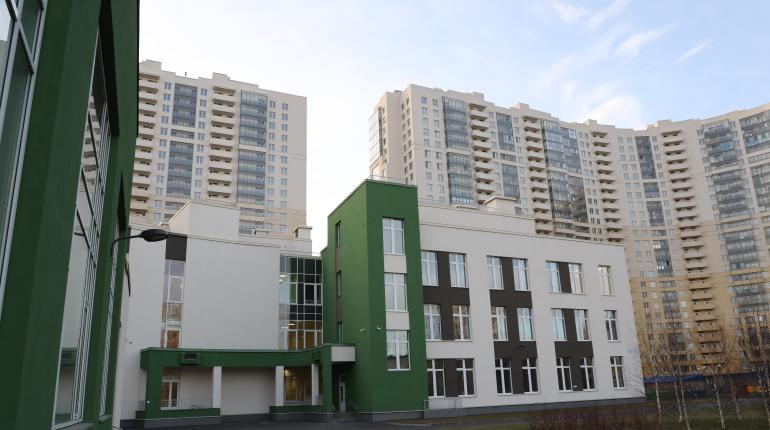 Начальную школу на 300 мест в жилом комплексе