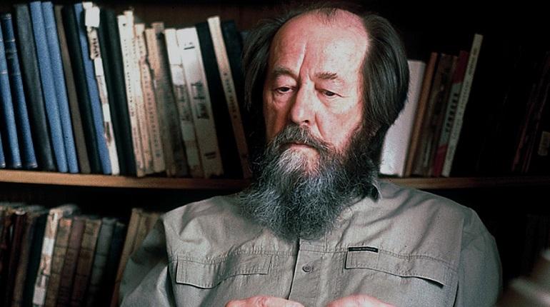 В Петербурге в честь юбилея лауреата Нобелевской премии Александра Солженицына пройдет премьера его одноименного рассказа