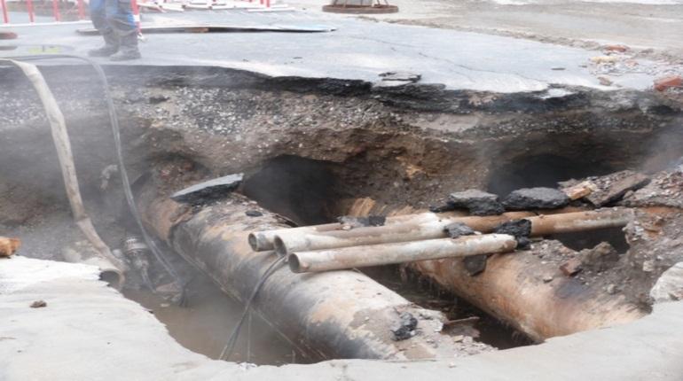 В Выборгском и Невском районах Петербурга в понедельник, 3 декабря, пройдет плановый ремонт теплосетей. Об этом сообщает пресс-служба