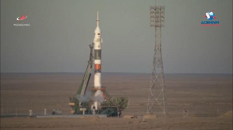 С Байконура стартовал «Союз МС-11» с новым экипажем МКС