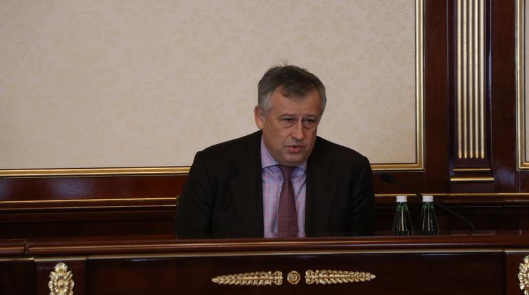 Во вторник, 4 декабря, губернатор Ленинградской области Александр Дрозденко даст пресс-конференцию, СКА сыграет с