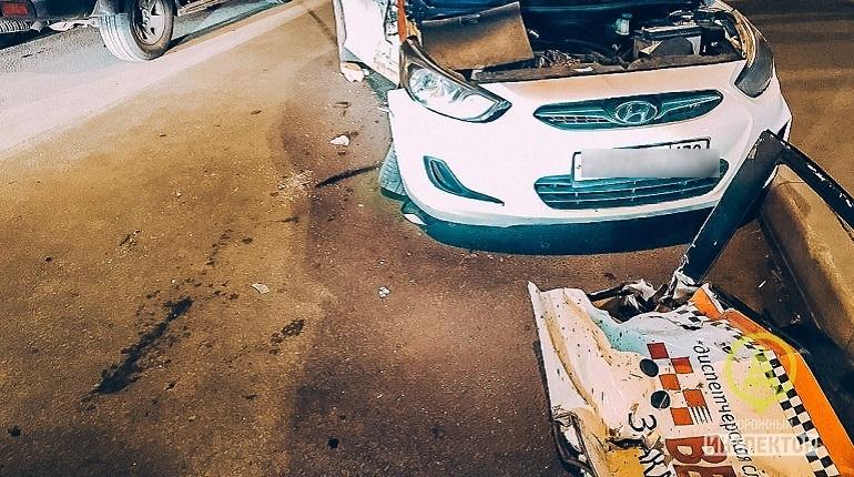 Полиция возбудила уголовное дело в отношении водителя, ставшего виновником смертельного ДТП в Приморском районе Петербурга. В результате аварии погибла пассажирка такси.