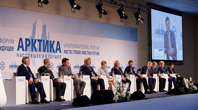 В Петербурге стартует международный форум «Арктика: настоящее и будущее»