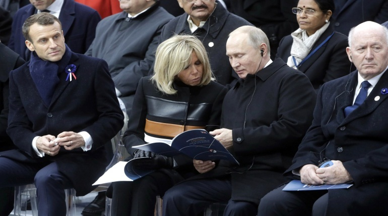 По данным французских СМИ, причиной того, что Россия уже много лет побеждает в большинстве геополитических конфликтов, является