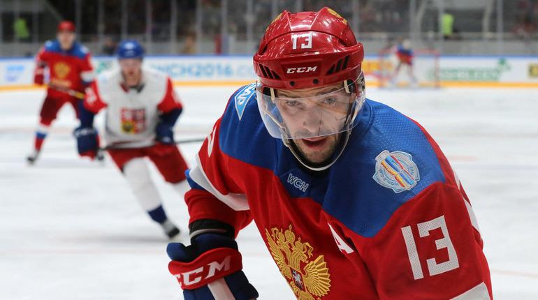 Олимпийский чемпион Пхенчхана, нападающий СКА и российской сборной по хоккею Павел Дацюк победил в номинации