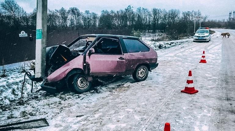 В Кировском районе Ленинградской области автолюбитель на