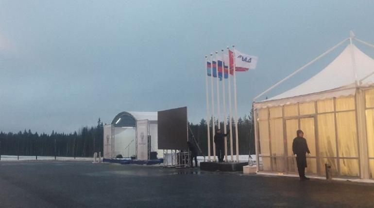 Участок трассы «Скандинавия» открыли после реконструкции на год раньше срока