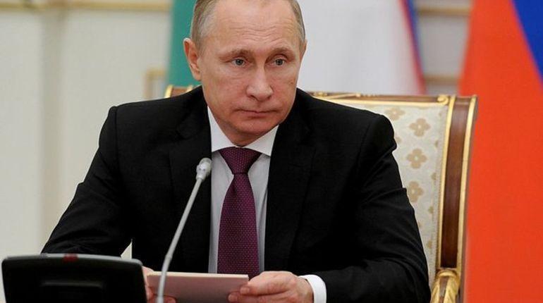 Путин открыл заседание Высшего Евразийского экономического совета