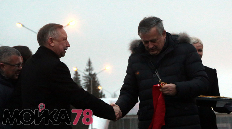 С опережением в год в Выборгском районе Ленобласти открыт после реконструкции участок автодороги А-181