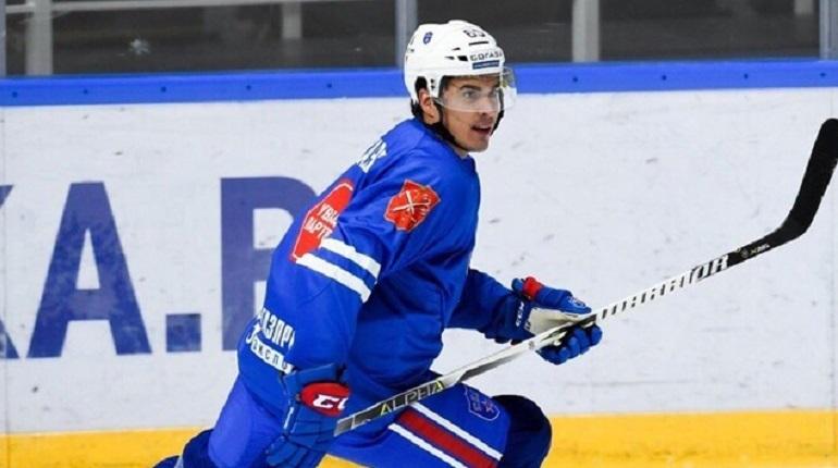 Петербургский СКА во втором периоде увеличил преимущество над казанским