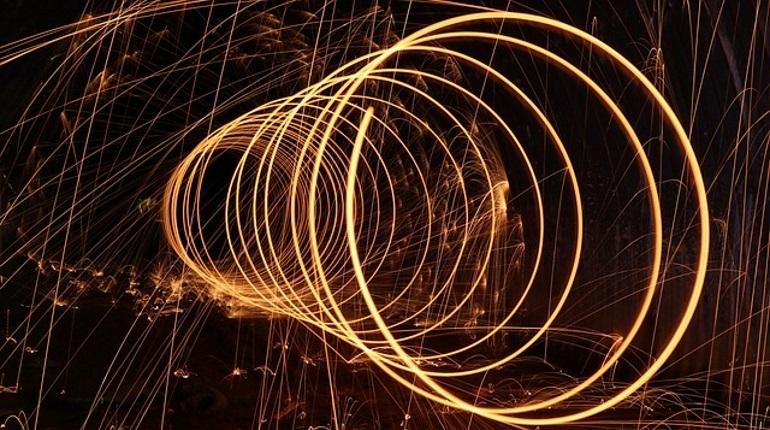 В Петербурге 7 декабря дадут старт Фестивалю огня и света