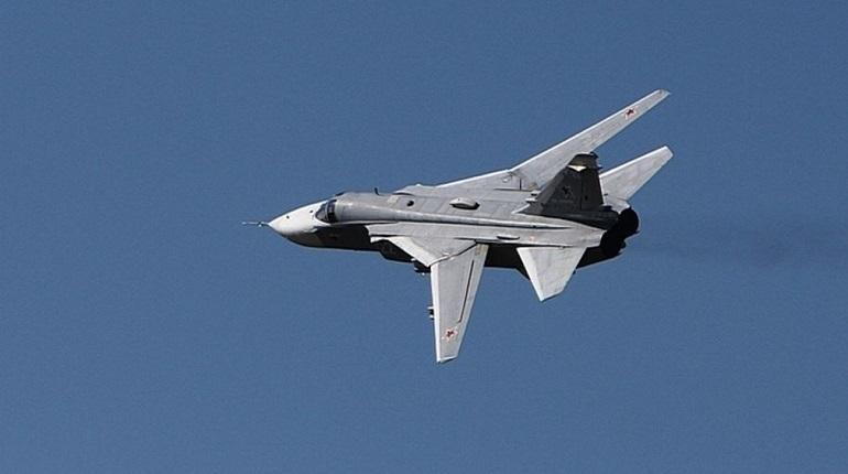 Разведку у границ Российской Федерации проводили пятнадцать летательных аппаратов на протяжении недели. Выяснилось, что воздушное пространство страны за это время никто не нарушил.
