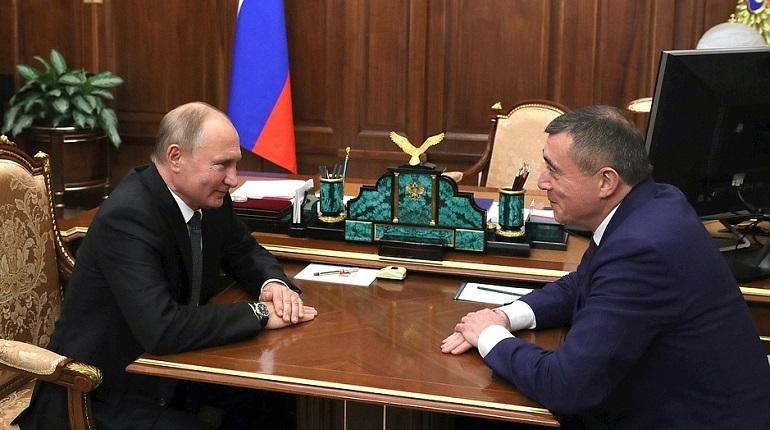 Президент России Владимир Путин назначил президента группы компаний