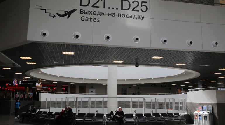 В петербургском аэропорту Пулково авиакомпания самолет в Белград вылетит с сильным опозданием