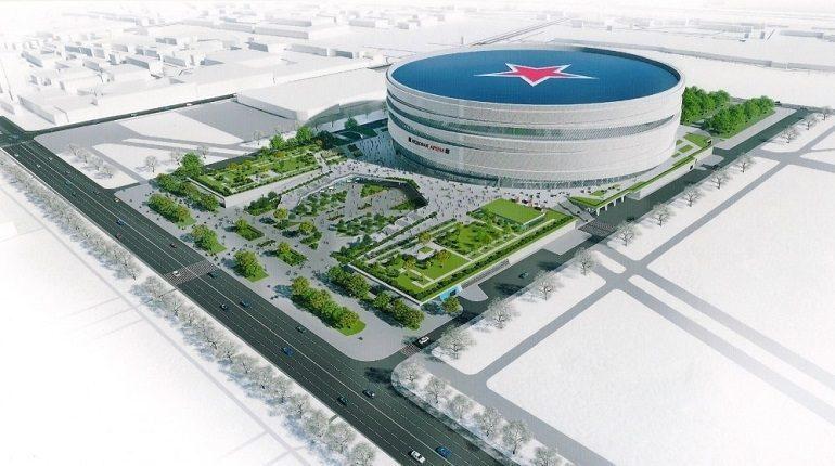 Автор «СКА-Арена» раскрыл особенности комплекса