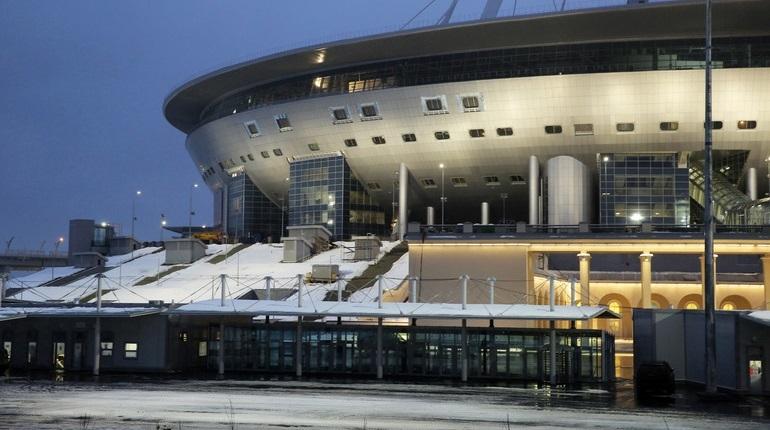 С 9 декабря стадион на Крестовском острове будет называться «Газпром Арена». Новое название появится на фасаде арены, сувенирной продукции, билетах, униформе сотрудников.