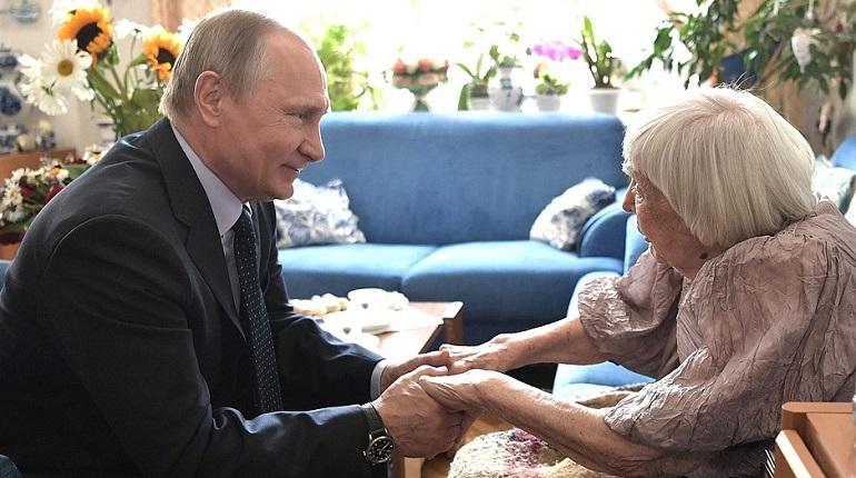 «Мойка78» публикует хронологию последних встреч Алексеевой с Путиным