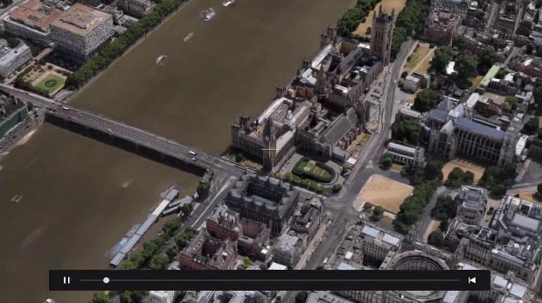 Google показала сервис для создания роликов с высоты птичьего полета