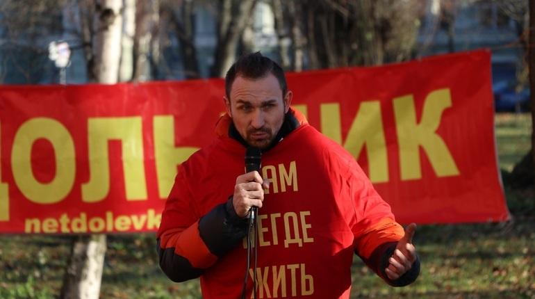 Дольщики выйдут во Фруктовый сад требовать отставки Дрозденко
